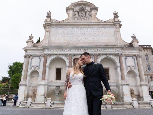 Le nozze di Priscilla e Valerio