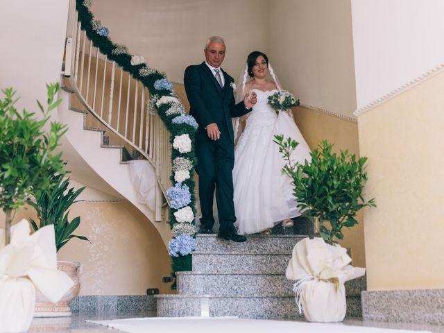 Il matrimonio di Giuseppe e Angela a Siculiana, Agrigento 11