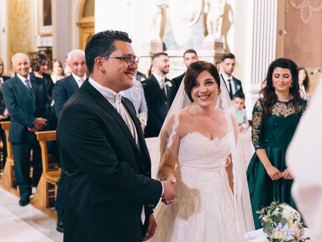 Il matrimonio di Giuseppe e Angela a Siculiana, Agrigento 14