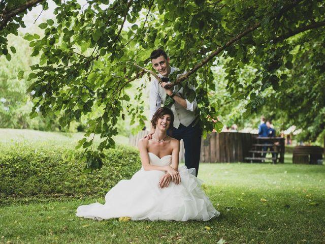 Il matrimonio di Alberto e Stefania a Mussolente, Vicenza 2