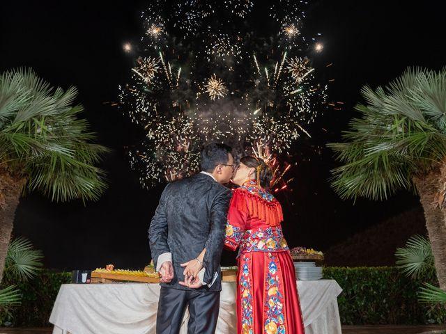 Le nozze di Jessica e Jin