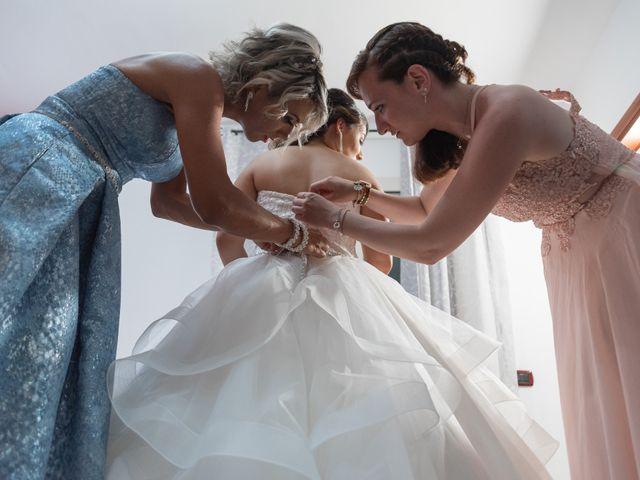 Il matrimonio di Jin e Jessica a Messina, Messina 8