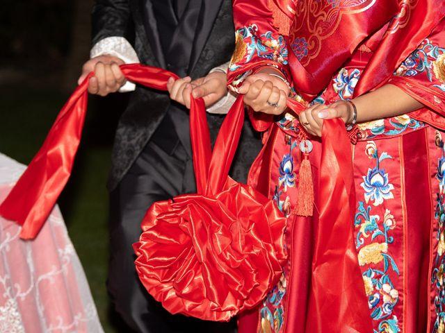 Il matrimonio di Jin e Jessica a Messina, Messina 10