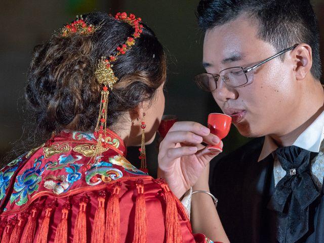 Il matrimonio di Jin e Jessica a Messina, Messina 13