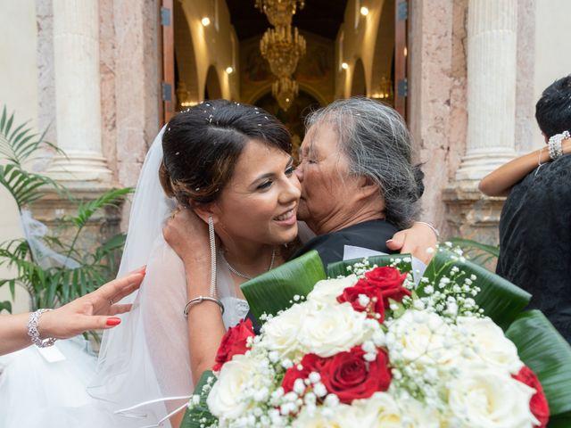 Il matrimonio di Jin e Jessica a Messina, Messina 16