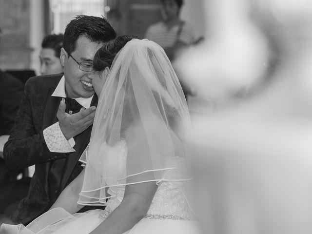 Il matrimonio di Jin e Jessica a Messina, Messina 20