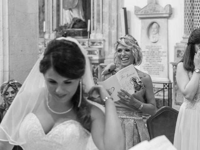 Il matrimonio di Jin e Jessica a Messina, Messina 21