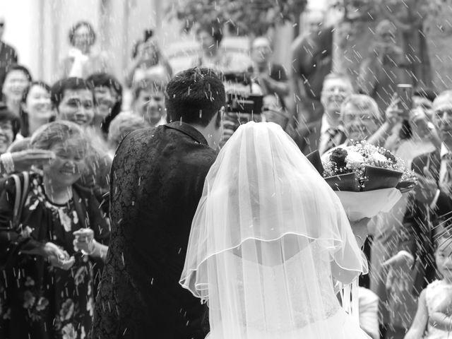 Il matrimonio di Jin e Jessica a Messina, Messina 22