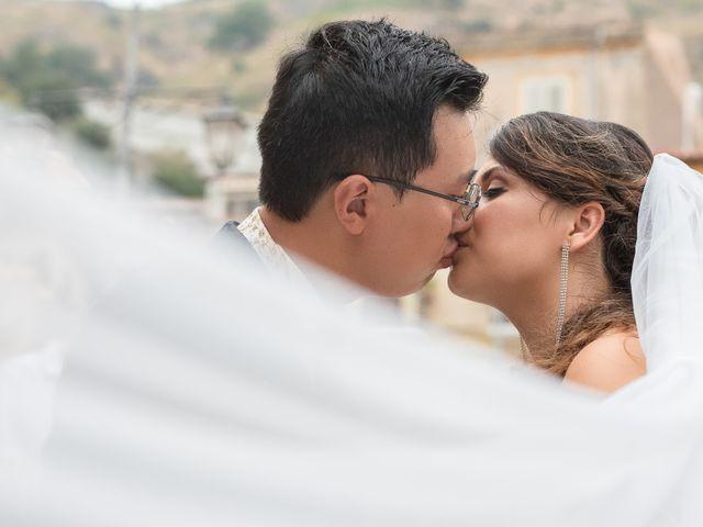 Il matrimonio di Jin e Jessica a Messina, Messina 23