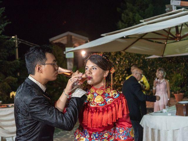 Il matrimonio di Jin e Jessica a Messina, Messina 26