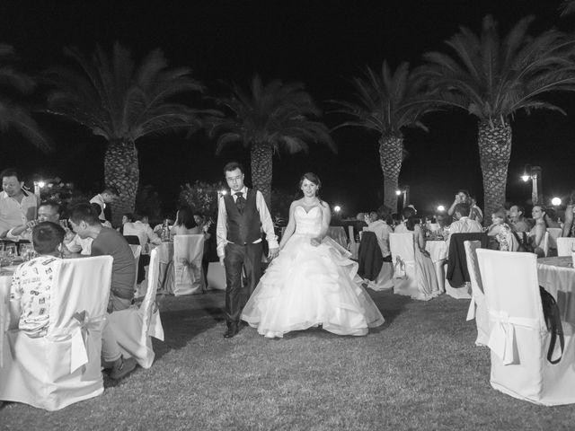 Il matrimonio di Jin e Jessica a Messina, Messina 28