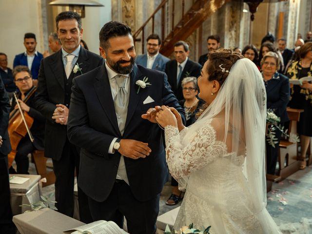 Il matrimonio di Valerio e Arianna a Caserta, Caserta 52