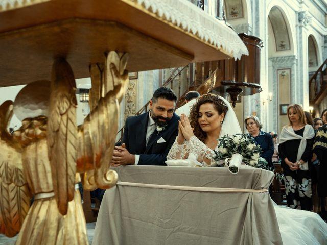 Il matrimonio di Valerio e Arianna a Caserta, Caserta 53