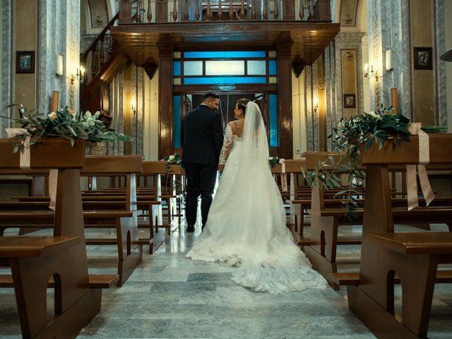 Il matrimonio di Valerio e Arianna a Caserta, Caserta 55