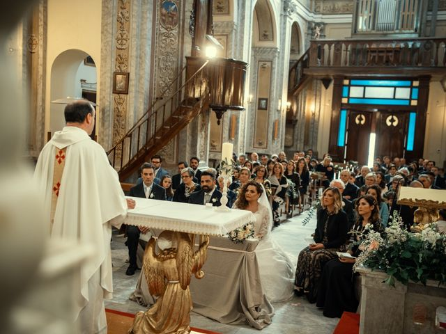 Il matrimonio di Valerio e Arianna a Caserta, Caserta 57