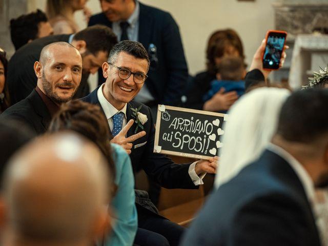 Il matrimonio di Valerio e Arianna a Caserta, Caserta 66