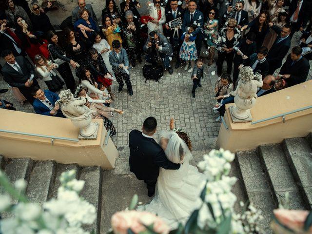 Il matrimonio di Valerio e Arianna a Caserta, Caserta 68