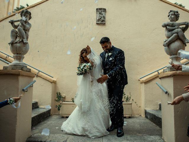 Il matrimonio di Valerio e Arianna a Caserta, Caserta 70
