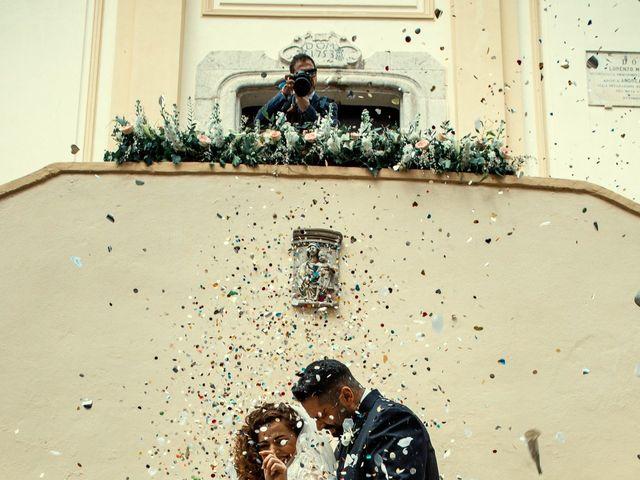Il matrimonio di Valerio e Arianna a Caserta, Caserta 71
