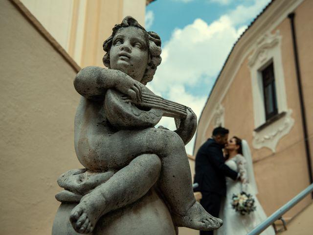 Il matrimonio di Valerio e Arianna a Caserta, Caserta 74