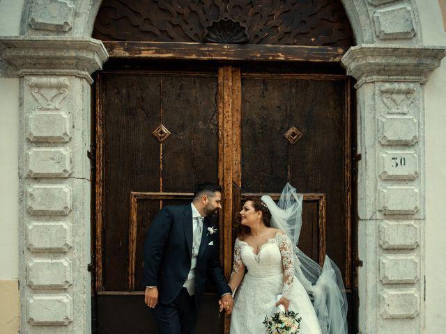 Il matrimonio di Valerio e Arianna a Caserta, Caserta 77