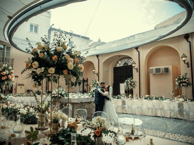 Il matrimonio di Valerio e Arianna a Caserta, Caserta 78