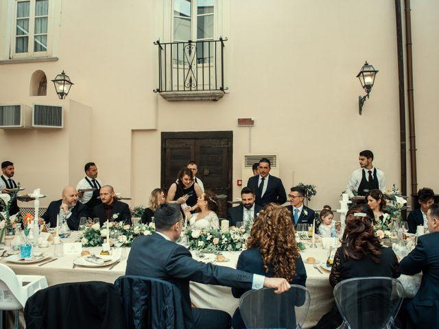 Il matrimonio di Valerio e Arianna a Caserta, Caserta 79