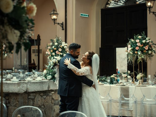Il matrimonio di Valerio e Arianna a Caserta, Caserta 82