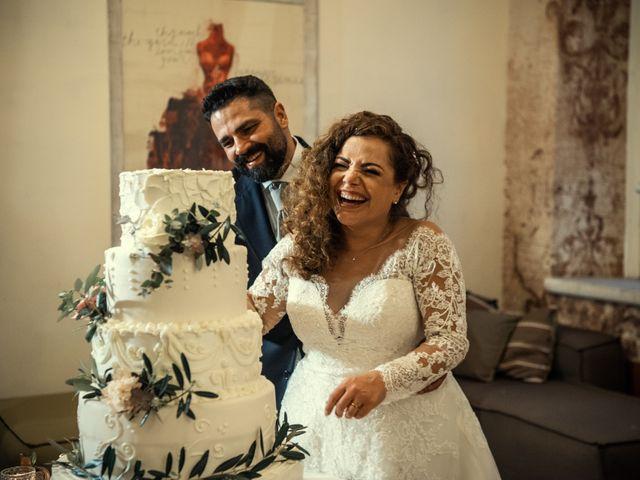 Il matrimonio di Valerio e Arianna a Caserta, Caserta 106