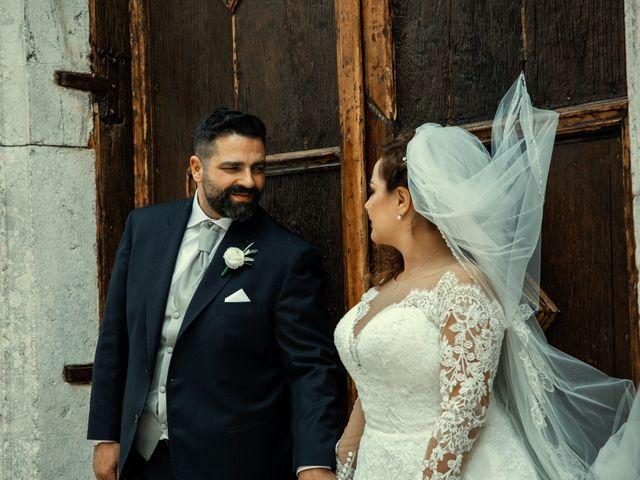 Il matrimonio di Valerio e Arianna a Caserta, Caserta 110