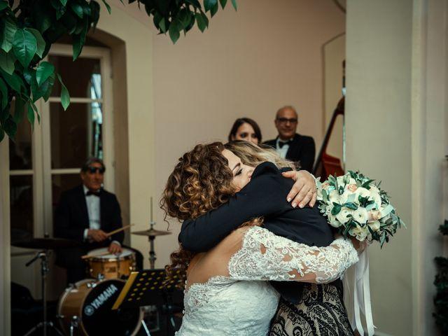 Il matrimonio di Valerio e Arianna a Caserta, Caserta 117
