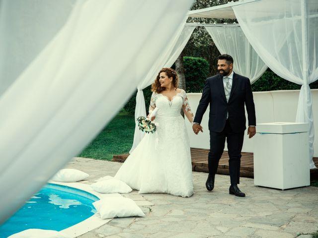Il matrimonio di Valerio e Arianna a Caserta, Caserta 119