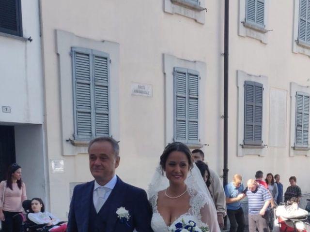 Il matrimonio di Francesco e Natasha a Gallarate, Varese 10