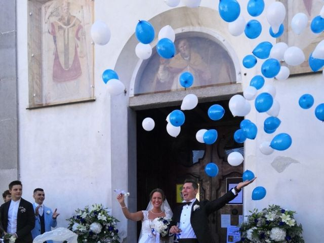 Il matrimonio di Francesco e Natasha a Gallarate, Varese 16