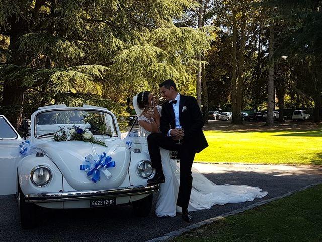 Il matrimonio di Francesco e Natasha a Gallarate, Varese 22