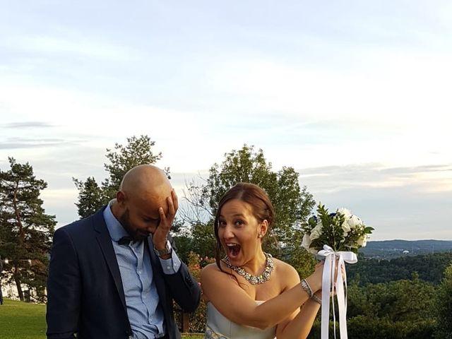 Il matrimonio di Francesco e Natasha a Gallarate, Varese 23