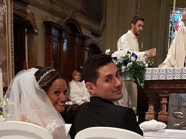 Il matrimonio di Francesco e Natasha a Gallarate, Varese 25