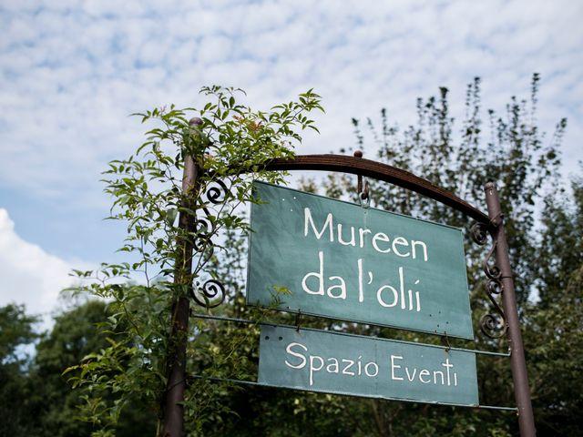 Il matrimonio di Athos e Zaira a Varese, Varese 14