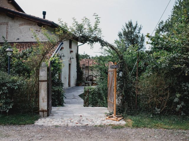 Il matrimonio di Athos e Zaira a Varese, Varese 15