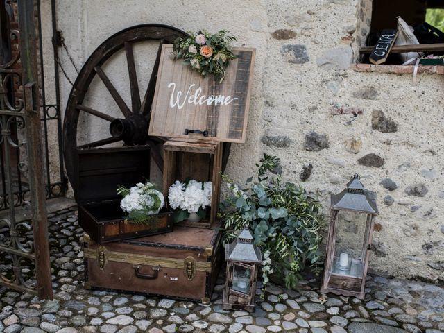 Il matrimonio di Athos e Zaira a Varese, Varese 16