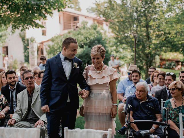 Il matrimonio di Athos e Zaira a Varese, Varese 28