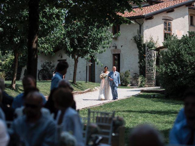 Il matrimonio di Athos e Zaira a Varese, Varese 32