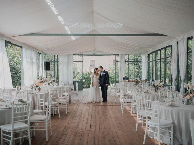 Il matrimonio di Athos e Zaira a Varese, Varese 62