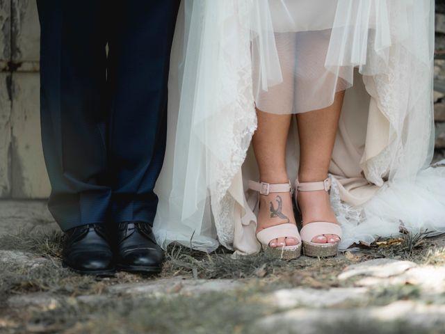 Il matrimonio di Athos e Zaira a Varese, Varese 65