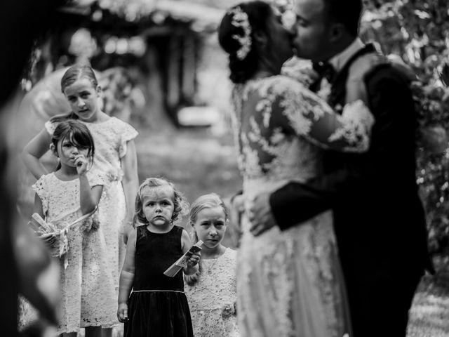 Il matrimonio di Athos e Zaira a Varese, Varese 67