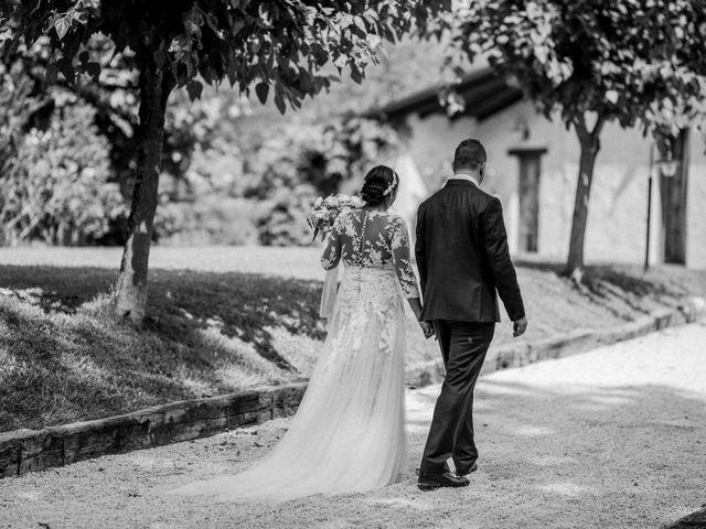 Il matrimonio di Athos e Zaira a Varese, Varese 69