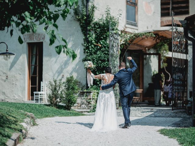 Il matrimonio di Athos e Zaira a Varese, Varese 70