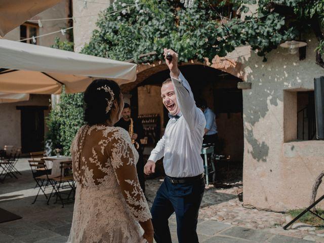 Il matrimonio di Athos e Zaira a Varese, Varese 74