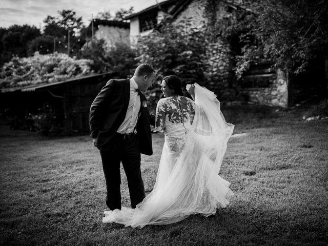 Il matrimonio di Athos e Zaira a Varese, Varese 85
