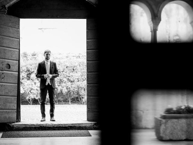 Il matrimonio di Marco e Federica a Verona, Verona 1
